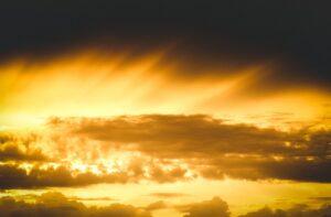 spirituality, sunrays, light