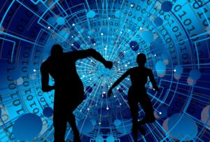 web, network, digitization