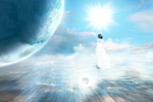 ascension, celestial, planet
